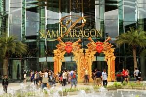 Siam Paragon Mall Bangkok
