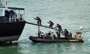 Indonesia piracy