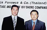 Mossack Fonseca Thailand