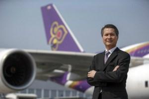 Thai Airways CEO