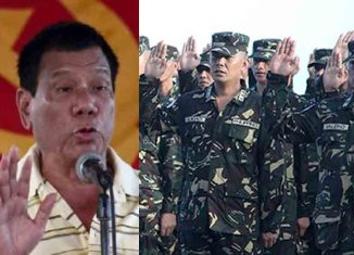 Duterte win could trigger coup in the Philippines