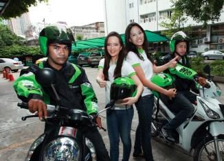 Thailand suspends Uber and Grab motorbike service
