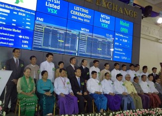 Second listing gives wings to Yangon Stock Exchange