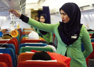 Malaysia's first 'halal airline' grounded by authorities