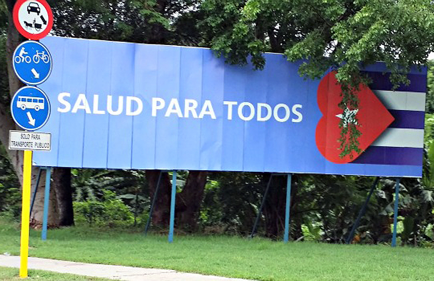 Philippines seeks to adopt Cuba's public healthcare system