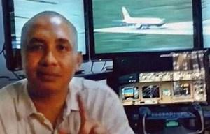 MH370 pilot