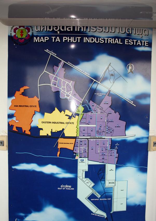 Map Ta Phut map_Arno Maierbrugger