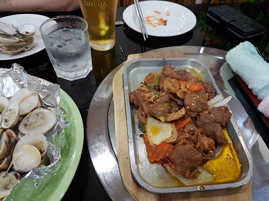 North Korea food_fried duck_Arno Maierbrugger