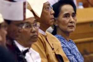 Suu Kyi government