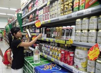 Vietnam-beer-sales
