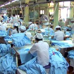 Political tensions taking toll on Cambodia's vital garment industry