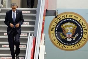 Obama Airforce One