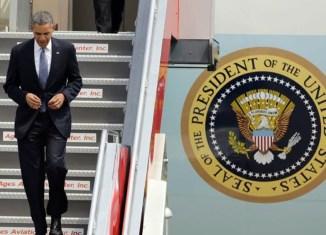 Laos prepares for rare Obama visit