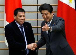 Philippines, Japan ink economic, defense deals