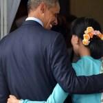 Obama finally lifts all economic sanctions on Myanmar