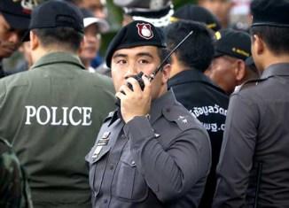 Bangkok on high alert after bomb attacks warning