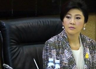 Former Thai PM Yingluck slapped with $1-billion fine