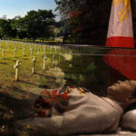 Ferdinand Marcos silently buried at Heroes Cemetery