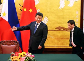 Philippines turns to China for $15-billion investment deals
