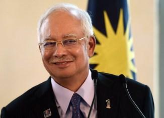 "PM Najib promises Malaysians ""bright year ahead"""
