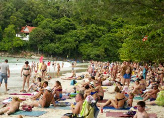 Thailand's dependence on tourism reaches critical dimensions