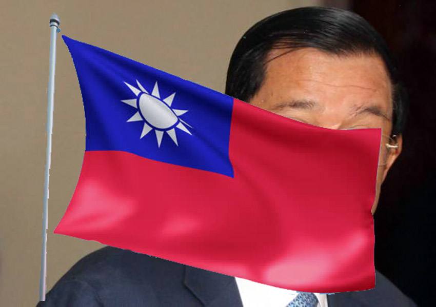 Cambodia bans Taiwan, Tibet flags in kowtow to China