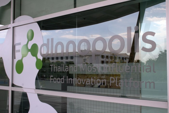 Thailand wants investors acquire a taste for food innovation