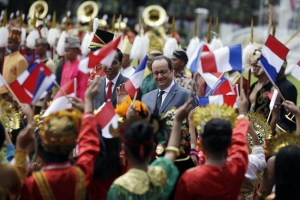 France pledges multi-billion dollar investments in Indonesia