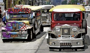 Iconic Philippine Jeepney becomes endangered species