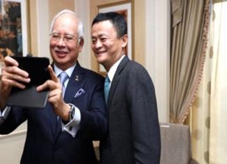 Jack Ma becomes digital economy adviser for Malaysia