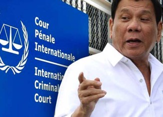 Philippine president accused of mass murder in The Hague