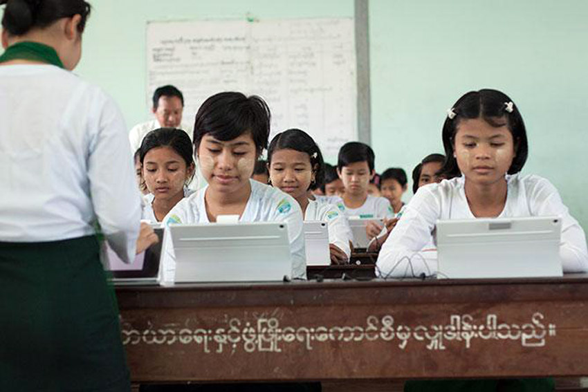 education system in myanmar pdf