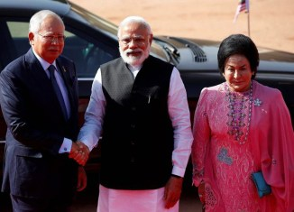 Malaysia, India sign investment deals worth $36 billion