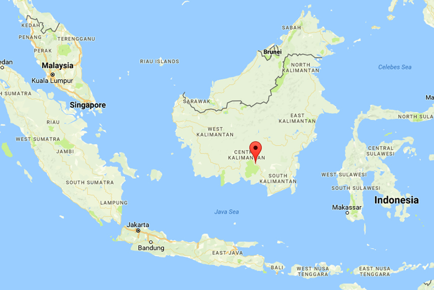 Indonesias capital could be moved to new location Borneo Investvine