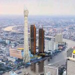 Bangkok gets huge observation tower as new tourism landmark