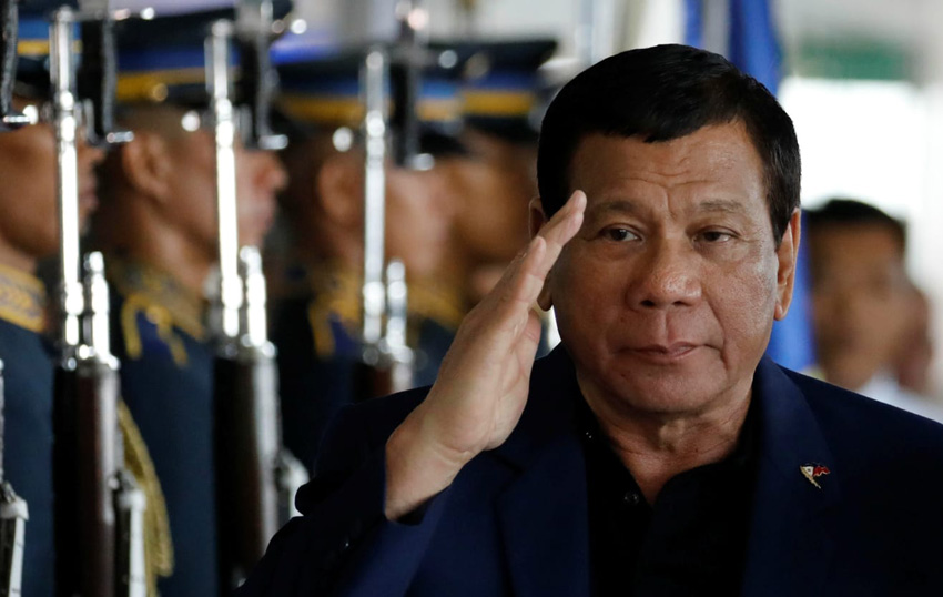 Philippine president could proclaim martial law nationwide
