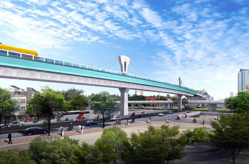 Hanoi to spend $40 billion on New Metro Lines