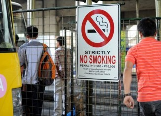 Smoking ban comes into force in the Philippines