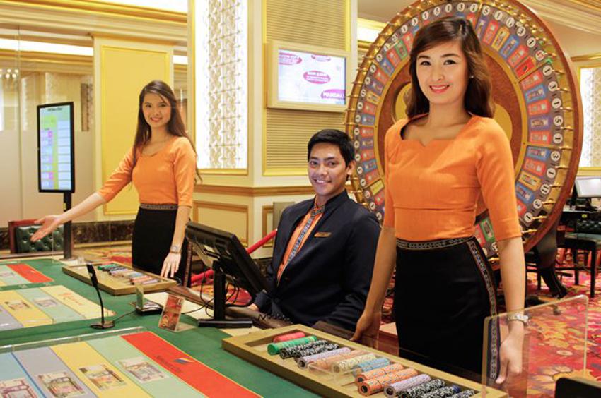 Philippine casinos put on black money watch