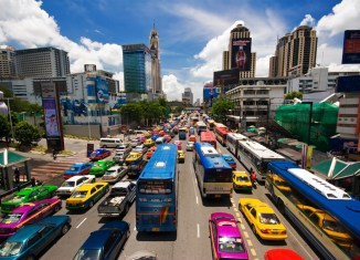 Thailand posts highest quarterly GDP growth in four years