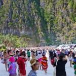 Thailand sets $90-billion tourism revenue target