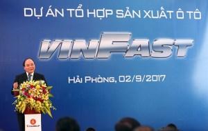Vietnam to produce homegrown cars under VinFast brand