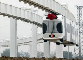 Chinese firm to build Phnom Penh airport skytrain