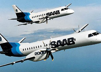 "Saab to build ""aerospace city"" and parts plant in Thailand"