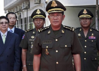 Cambodia PM unimpressed by potential Western sanctions