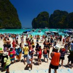 Thailand: Evermore tourists come a-flocking