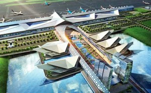 Cambodia to build two new mega-airports