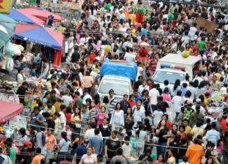 Philippine population to reach 107 million this year