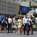 Singapore job market declined for the first time in 14 years