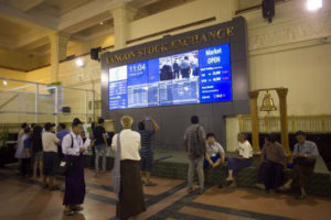 Despite latest IPO, Myanmar's stock exchange remains lame duck